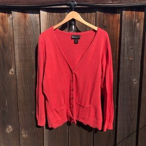 2 for $20   Lane Bryant   Button Down Cardigan